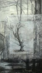 2x4' charcoal on papers