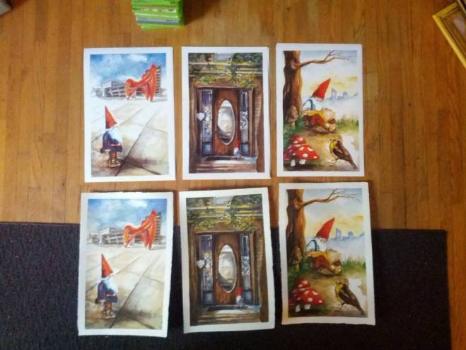 ap gnomes and prints